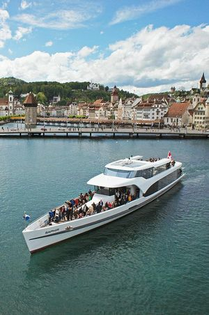 Scenic Cruises on the Panorama-Yacht Saphir