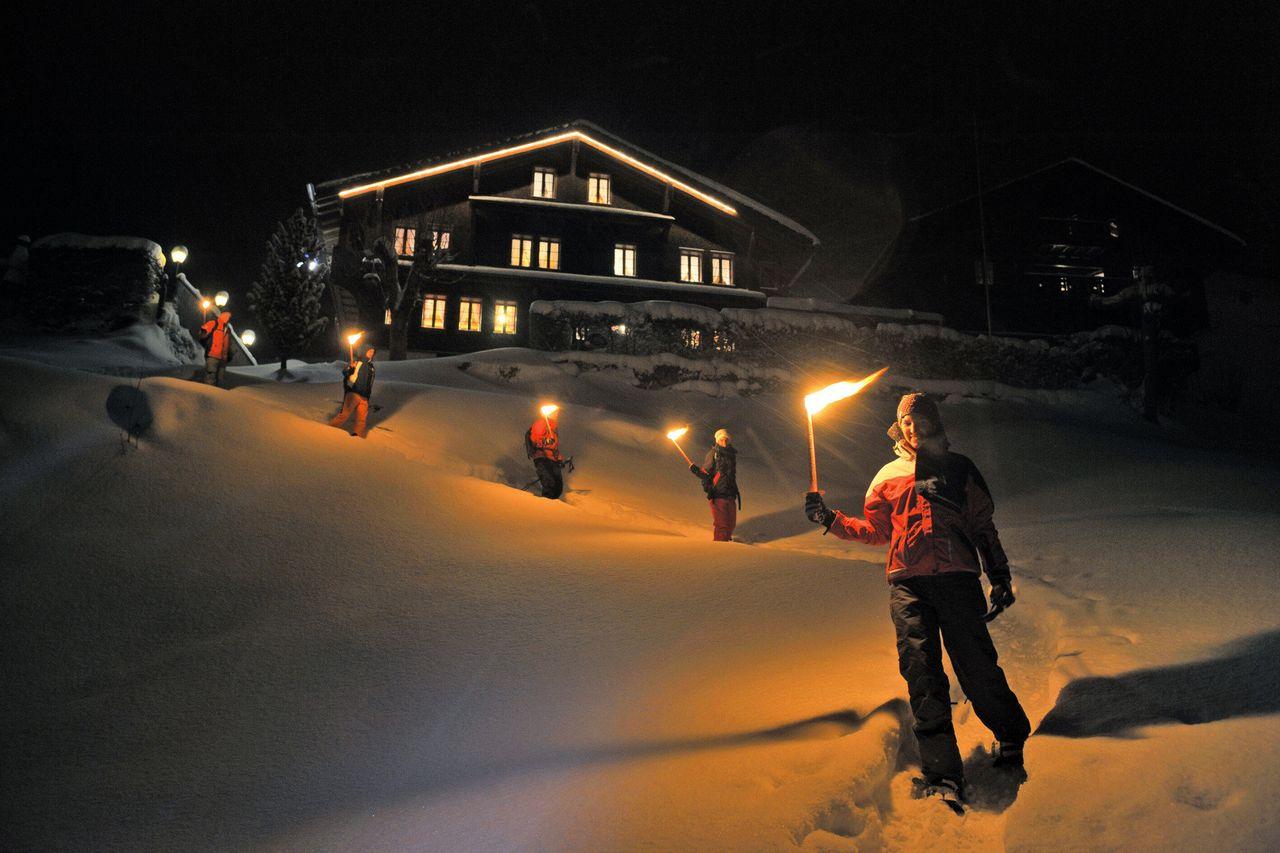 Winter Special in Engelberg