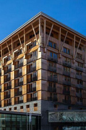 Neueröffnung Radisson Blu Hotel Reussen, Andermatt