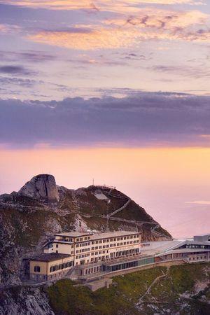 Pilatus Kulm Hotels ***S / ***