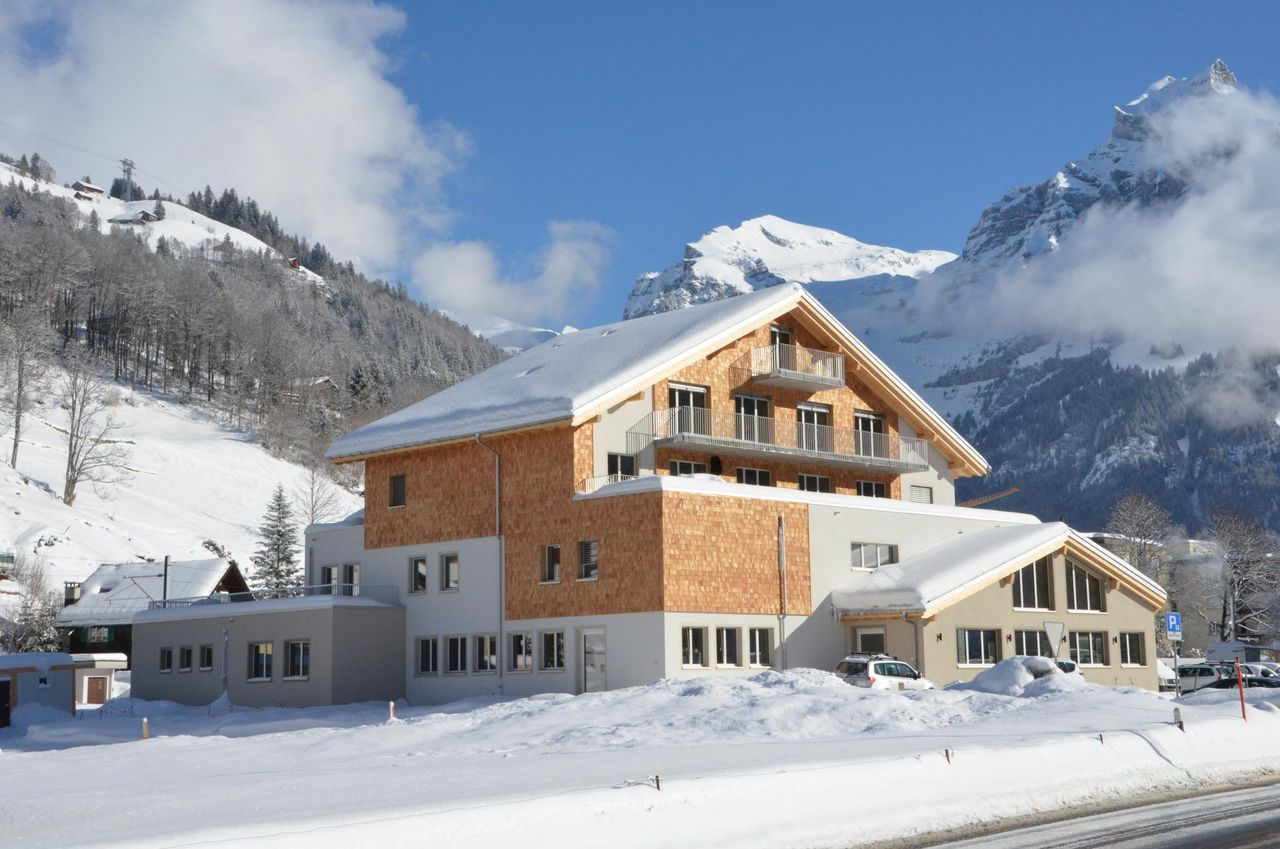New opening: Hotel Espen Engelberg