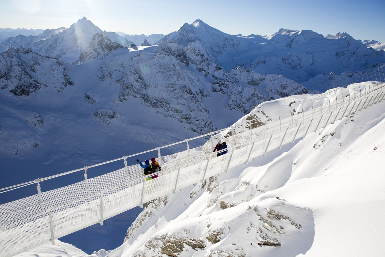 Customer event - Winter enjoyment in Engelberg
