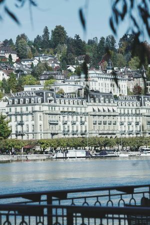 Sleep & Meet im Grand Hotel National Luzern