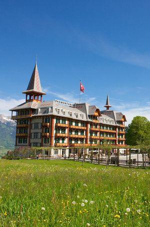 Jugendstil-Hotel Paxmontana***S