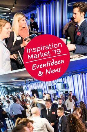 Treffen Sie uns am Inspiration Market (21.02.2019)