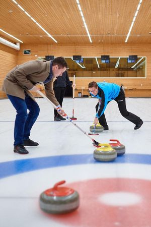 Eiszentrum Luzern - Fun on the ice