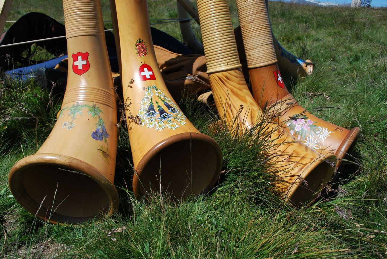 Alphorn Workshop