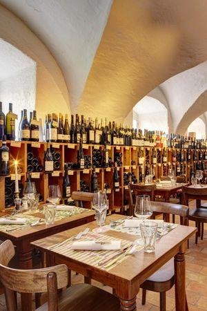 Exklusive Wine & Dines im Restaurant Opus
