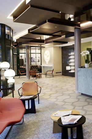 Refurbishment Hotel Continental Park