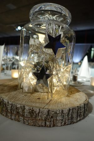 Apéro avec ambiance de Noël au Holiday Inn Express Luzern-Kriens