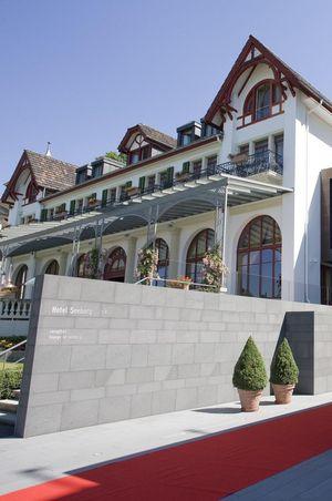 Hotel Seeburg Luzern***
