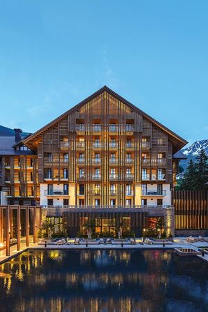 The Chedi Andermatt*****S