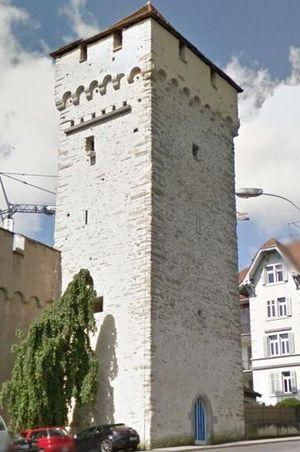 Allenwindenturm Luzern