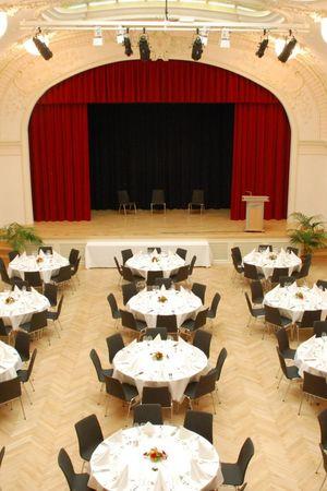 Reopening Kursaal Engelberg