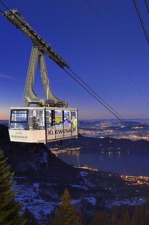 Abendliches Alp-Erlebnis auf der Klewenalp