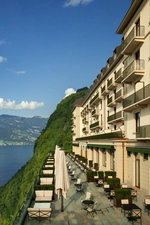 Bürgenstock Resort****S
