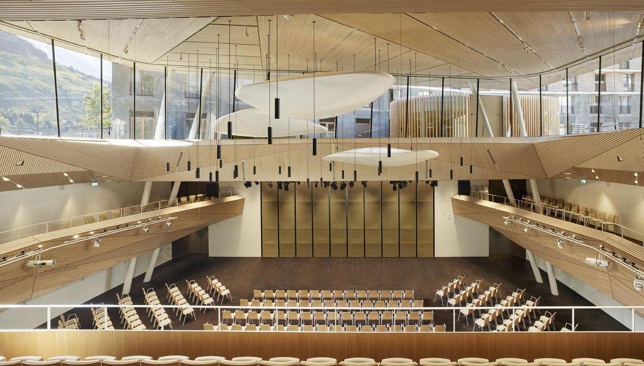 UG-1: Konzertsaal