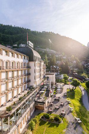 Hotel Terrace***