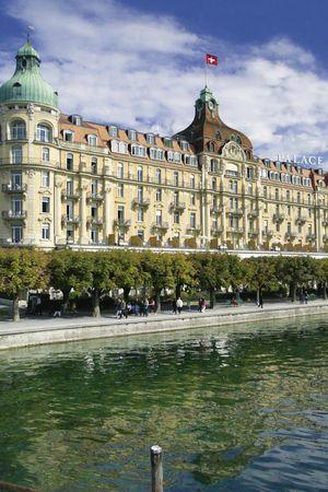 Palace Luzern*****