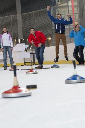 Eiszentrum Luzern - Spass auf dem Eis