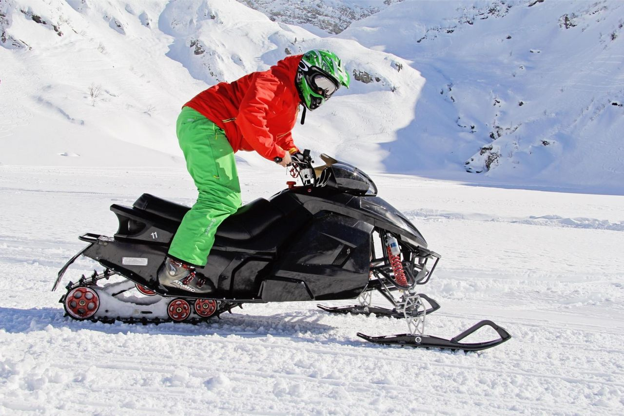 Rent-a-Snowmobile