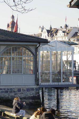 LUZ Wintergarten-Pavillon