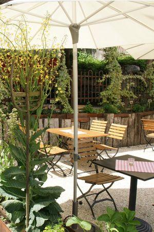 Restaurant gartenHAUS 1313
