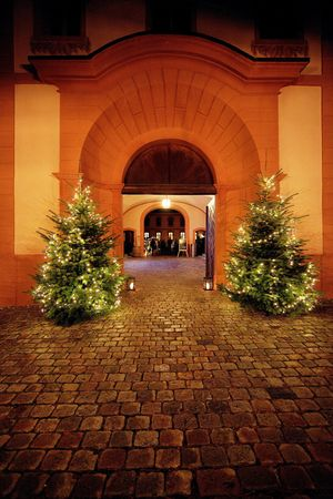 Christmas magic at the Kommende Hitzkirch