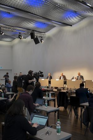 Hybrid events at the Lucerne Exhibition Center