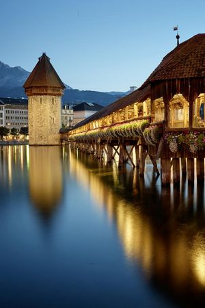 5 reasons for Lucerne