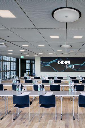 Deuxième – der multifunktionale Eventraum im KKL Luzern