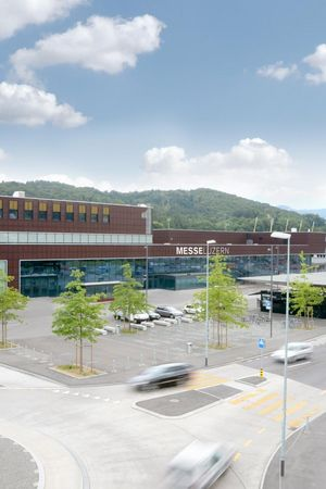 Virtual tour at Messe Luzern