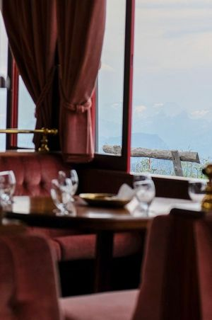 Candlelight Dinner on Mt. Rigi