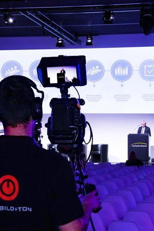 Hybridevents & Livestreams im Verkehrshaus der Schweiz