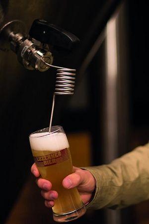 Luzerner Bier Brewery Tour
