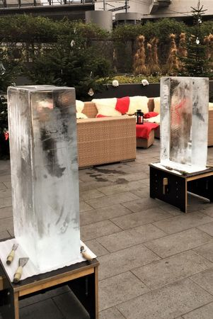 Radisson Luzern - Kick-off-Spass im Wintergarten