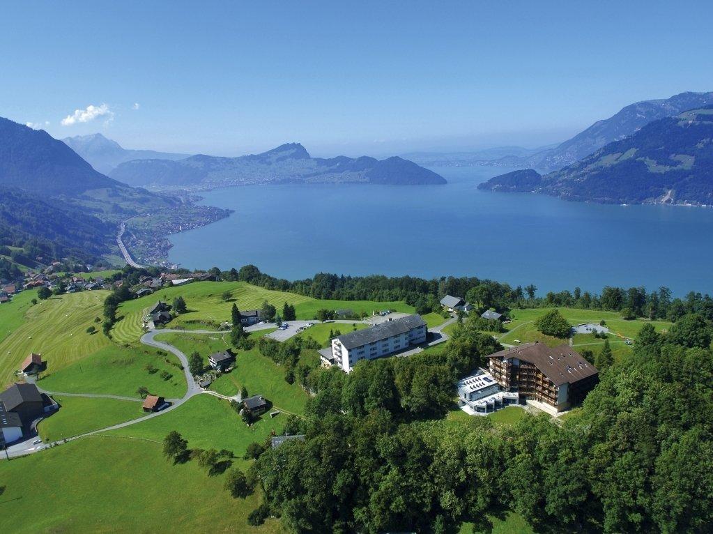 Seeblick Höhenhotel (Swiss Lodge)