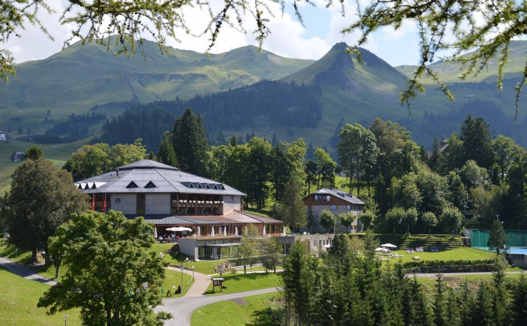 Seminar- und Wellnesshotel Stoos****